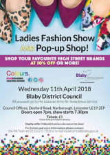 Ladies Fashion Show and Pop-up Shop
