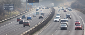 The Highway Code: rule change for motorways