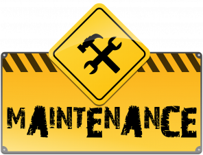 Planned Essential Maintenance - Website Downtime - Tuesday 29th September