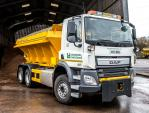 Image: Leicestershire CC Highways Gritting