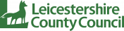 Leicestershire County Council (Green on Transparent)
