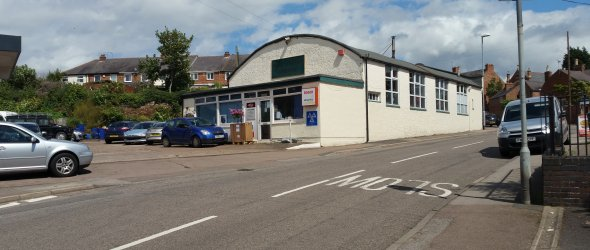 "Image: Main Street Garage - ""Independent Garage of the Year 2017"""