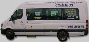 Community transport needs your help!